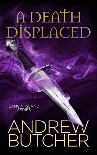 A Death Displaced - Andrew Butcher