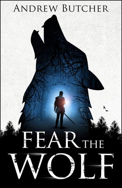 Fear the Wolf - Author Andrew Butcher